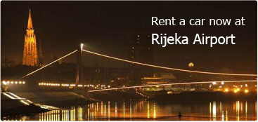 Rent a Car Now at Rijeka Airport